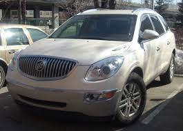 buick enclave 2008 white. filebuick enclave 2008jpg buick 2008 white c