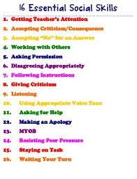 16 Social Skills Posters Pb I S Support Materials Free Don