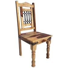 wood and wrought iron furniture. Peoria Solid Wood Wrought Iron Rustic Kitchen Dining Chair Wooden Chairs And Furniture