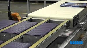 Dorner Conveyor Design 90 Degree Pop Up Transfer