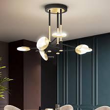 <b>Nordic Luster Creative</b> Loft Chandeliers Modern LED Bedroom ...