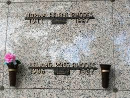 Norma Helene Smith Rhodes (1911-1997) - Find A Grave Memorial