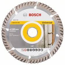 <b>Диск алмазный</b> универсальный <b>Bosch</b> Standart 150x22.23 мм в ...