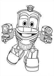 This app passed the security test for virus, malware and other malicious attacks and doesn't contain any threats. Kids N Fun Com 15 Coloring Pages Of Robot Trains