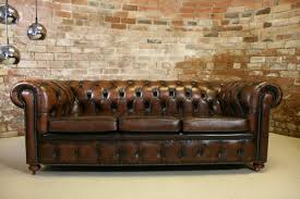 image of used chesterfield sofa at basement chesterfield furniture history