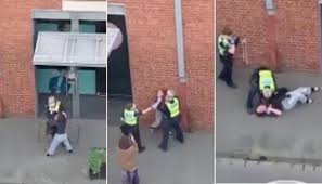 7news melbourne 7 mins · a snap lockdown in brisbane has thrown the holiday plans of thousands of victorians into turmoil. Covid 19 Melbourne Woman Choked During Arrest For Breaking Lockdown Rules Newshub