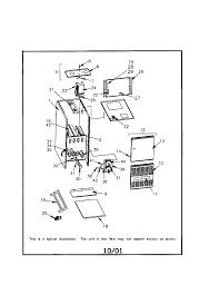 40 trane furnace parts list cux1c100a948ac control circuit board trane furnace parts video search engine at