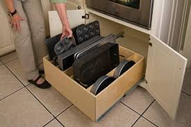 Add Drawers To Kitchen Cabinets Add Pull Out Drawers To Kitchen Cabinets Kitchen