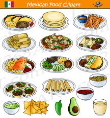 food clipart.  Food Mexican Food Clipart Preview In S