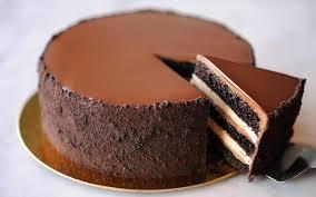 Recipe Proof Bakery s chocolate espresso layer cake California