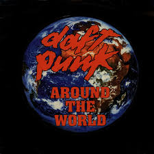 Daft Punk - Around The World - Vinyl 12