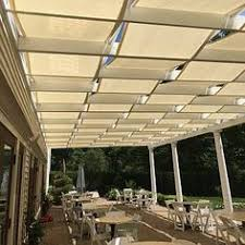 fabric patio covers waterproof.  Patio Custom Finished Shade Cloth Weaved On A Pergola Providing 98 UV Block Mix  Fabric Colors For Different Look Your Patio Throughout Fabric Patio Covers Waterproof