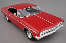 Revell '66 Chevy SS 396 Impala 1/25 scale | scale modeling ...