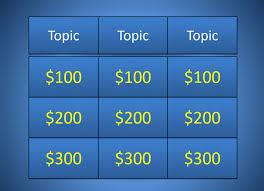 Sample Jeopardy Powerpoint Custom Download Free Best Jeopardy Powerpoint Template Easy Jeopardy Video