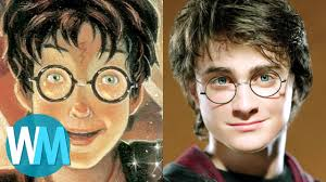10 shocking differences between the harry potter s and books you