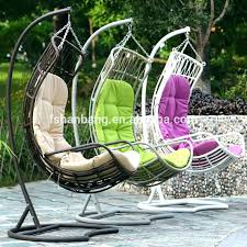 swing sofa outdoor hanging egg chair with stand swing wicker outdoor rattan freestanding swing chair outdoor
