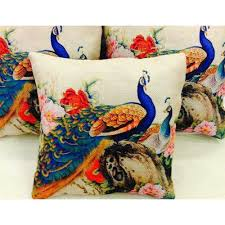 24 pillow covers. Beautiful Covers Hand Painted Silk Cushion Covers Size L16 Inches To 24  Pillow Covers