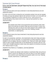 sat examples for essay co sat examples for essay