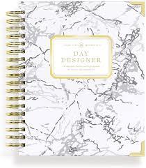 Day Designer The Strategic Planner And Daily Agenda