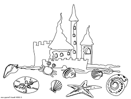 Small Picture Coloring Pages Free Coloring Pages Of Beaches Beach Umbrella