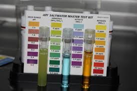 50 Methodical Reef Master Test Kit Color Chart
