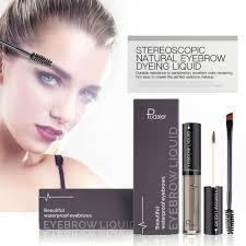 Makeup Eyebrow Enhancers Gel Waterproof Liquid Make Up Cosmetic Natural Eyebrow Lasting Perfect Gel Eyebrow