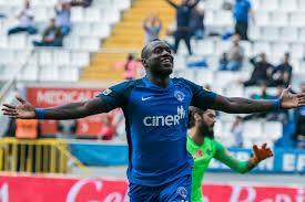 Football - Mbaye Diagne : un parcours à la fois épique et épineux ! -  Senego.com