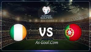 نتيجة مباراة البرتغال وإيرلندا في تصفيات كأس العالم 2022