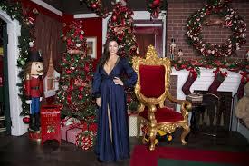 Glendale Americana Christmas Tree Lighting Jenna Dewan The Americana At Brand Annual Christmas Tree