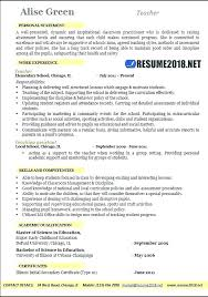 Resume For Teaching Position Sample Resume For Lecturer Job Faculty ...