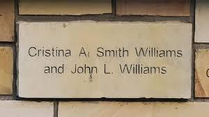 Cristina A. Smith Williams and John L. Williams - Chapman Legacy Society