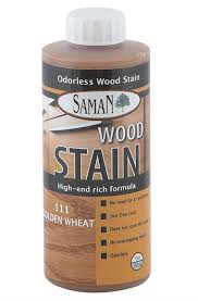 Saman Water Based Stain Color Chart Waterbased Stain Saman