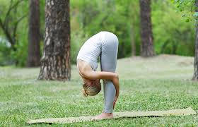 uttanasana yoga for skin problems pinit