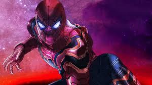 Spiderman 4k Avengers Infinity War ...