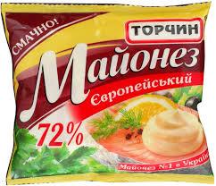 onnaise torchin european % g sachet ukraine rarr canned food onnaise torchin european 72% 170g sachet ukraine