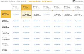 Cathay Pacific Partner Award Chart How To Book Award Travel With Cathay Pacific Asia Miles