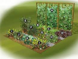 Small Picture The 25 best Small vegetable gardens ideas on Pinterest Raised