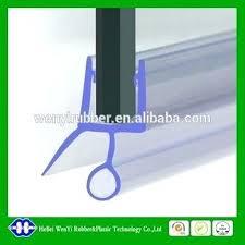 beautiful clear shower door seal strip glass shower door plastic seal strip glass shower door