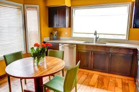 Enamel Top Cabinet How To Refinish Kitchen Cabinets Painted With Gloss Enamel