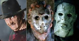 watch modern horror staples established by classic slasher flicks classic slasher flicks and horror cliches video essay no film school justin morrow freddy jason michael
