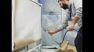 Graco 618 Fflp Airless Paint Spraying Testing Various Tips