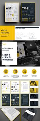 Creative Resume Templates Free 100 Creative Resume Templates To Land a New Job in Style 52