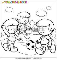 Small Picture Soccer Coloring Book Miakenasnet