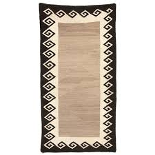 vintage navajo double saddle blanket area rug early 20th century for vintage native american