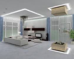 Sparkling Home With Stylish Room Decorating Idea Using Led ...