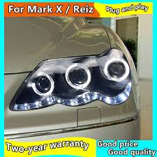 <b>Car Styling Head Lamp</b> for Toyota Reiz Headlights 2006 2009 Mark ...