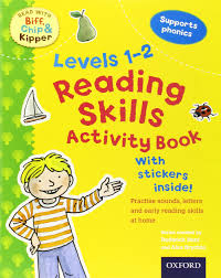 Oxford Reading Tree Read With Biff Chip And Kipper Levels