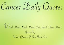 Quotes About Cancer Cancer Quote QUOTES OF THE DAY 93
