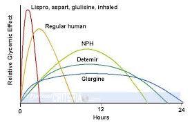 Insulin Preparations Chart Pharmacokinetics Of Insulin Preparations Pharmacology