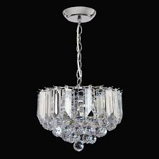 endon lighting fargo chrome plate clear acrylic indoor pendant light fargo 12ch